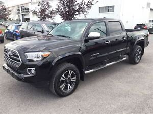 2016 Toyota Tacoma Limited Cuir+Toit Ouvrant+ Camera de Recul