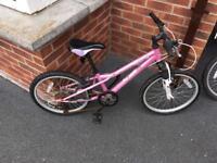 Girls Bicycle