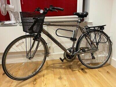 Ammaco Desire road bike (58 cm) + wheel pump
