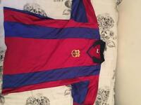 Vintage Barcelona men's shirt