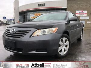 2007 Toyota Camry LE.
