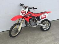 2006 HONDA CR85 FOR SALE *ALMOST LIKE NEW*