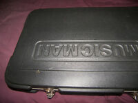 MusicMan / Music Man Bass Guitar Hard Case.