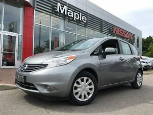 2014 Nissan Versa Note 1.6 SV---1.9% FINANCING AVAILABLE, A/C, P