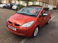 For Sale Mitsubishi Colt CZC Hard Top Convertible £1000
