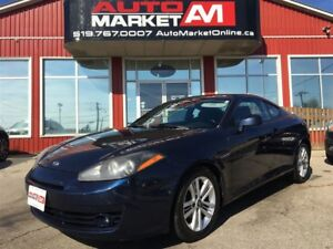 2008 Hyundai Tiburon GS, Alloys, WE APPROVE ALL CREDIT