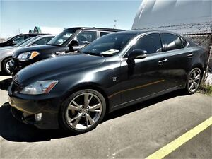 2010 Lexus IS 250 SPORT PKG S