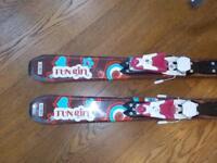 Childrens ski's