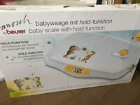 Baby scale Beurer BY80 for £20