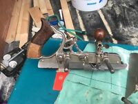 Stanley No 45 Rebate Plane (priced reduced) Make an offer