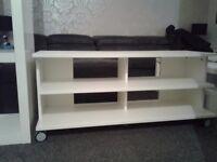 Tv cabinet ans shelf
