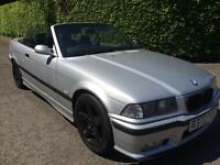 BMW 318i SPORT CONVERTIBLE M3 REP E36 £2000