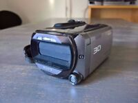 Sony HDR-TD10 3D Camcorder Video Camera Full HD - 250£ ONO or change! AVAILABLE ONLY TODAY