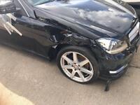 Damaged car for sale