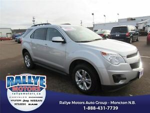 2014 Chevrolet Equinox 1LT! AWD! Back-Up! Alloy! Heated!