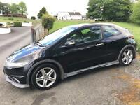 HONDA CIVIC TYPE S 2007 ***MOT JANUARY 2018***