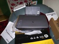 HP ALL IN ONE PRINTER 1050A