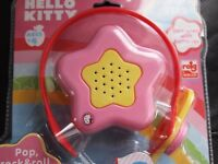 Brand New Hello Kitty Talent Singer Star Microphone, Amplifier and Speaker