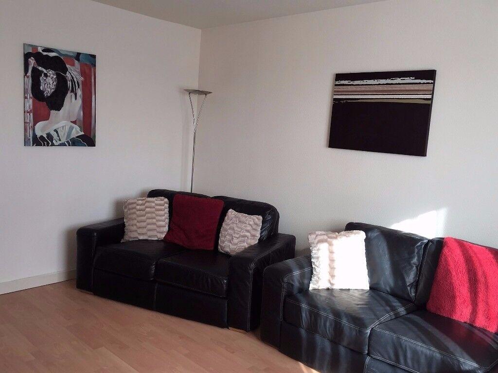 2 Bedroom part furnished flat £430 per month