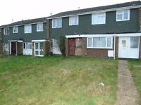 3 bed house Marsh Farm LU3 3QH ***fully re decorated***