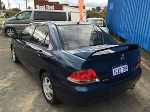 2006 Mitsubishi Lancer Sedan MANUAL $3690 Bedford Bayswater Area Preview