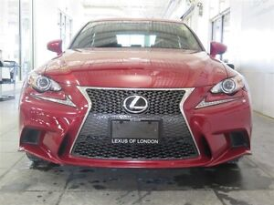 2014 Lexus IS 250 F SPORT * NAVIGATION BACK UP CAMERA
