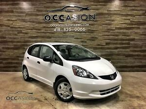 2014 Honda Fit DX-A AUTOMATIQUE AC 32251KM !
