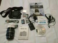 Canon EOS 50 D CAMERA