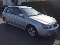 KIA CERATO 1.6 LX AUTOMATIC 2005-1 YEARS MOT-CHEAP CAR £525