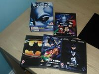 The Batman Legacy box set