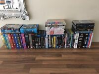 Blu Rays and DVD's Job Lot All Must Go