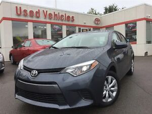 2015 Toyota Corolla LE, HEATED SEATS, CAMERA