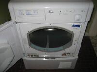 Indesit large capacity 7kg Condenser Tumble Dryer