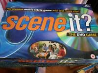 Scene it movie DVD game