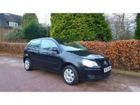 2005 VW POLO 1.2 BLACK 39k LOW MILES NATIONWIDE DELIVERY WARRANTY CARD FACILITY AVAILABLE