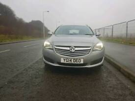Vauxhall insignia 2.0 cdti 2014 in for px this weekend bargain price