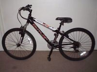 "Aluminium Claud Butler PineLake (14"" frame) Hardtail Mountain Bike (will deliver)"