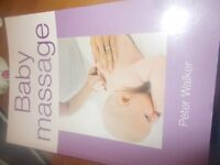 Baby Massage Book by Peter Walker