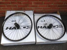 "Halo SAS 26"" Mountain Bike Wheels"