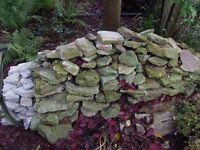 Cotswold Garden Wall Stone