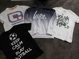 Boys Clothes 10-12 years