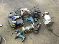 Power tools spares and repairs