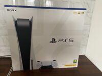 Unopened PlayStation 5 Disc Version