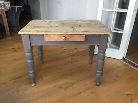 Antique Pine Table