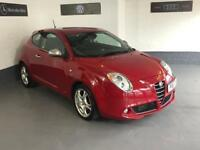 Alfa Romeo 1.4 Mito M-Air Distinctive 61/2011, Full M.o.t, 12 Months Warranty