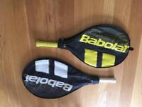 2 Junior Tennis Rackets