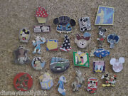Misc Pin Lot