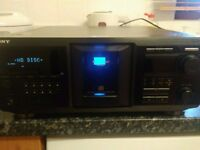 SONY CDP CX450 MEGA STORAGE CD PLAYER FOR 400 CD'S TYPE JUKE BOX