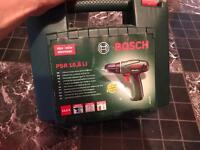 Bosch PSR 10,8 Li Drill
