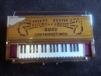 Brand new 9 scale changer Harmonium